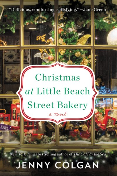 Christmas at Little Beach Street Bakery cover