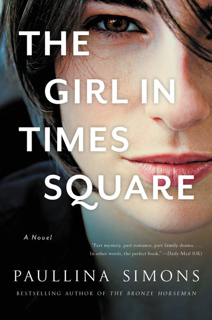 The Girl in Times Square cover